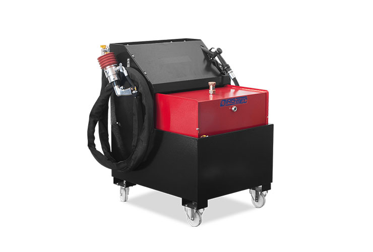 CCB carrello aspiratore e distributore Benzina