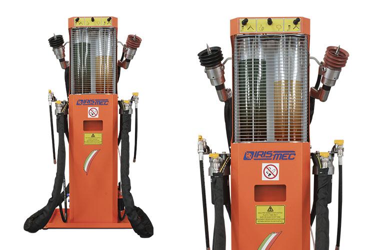 PFT V aspiratore benzina e gasolio con visual monitoraggio qualità carburanti