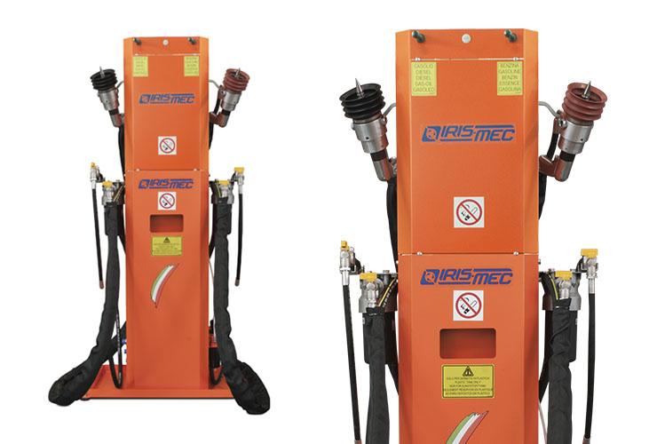 PFT aspiratore benzina e gasolio