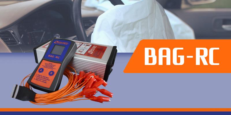 Disattivatore airbag BAG RC